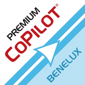 CoPilot Premium BeNeLux – Offline GPS Navigation and Maps