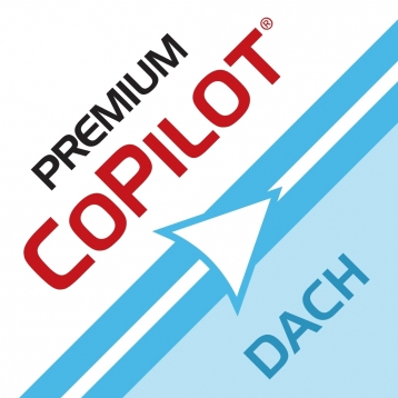 CoPilot Premium DACH - Offline GPS Navigation and Maps