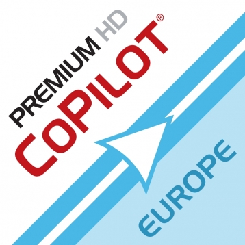 CoPilot Premium Europe HD Sat Nav - Offline GPS Navigation & Maps