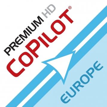 CoPilot Premium Europe HD Sat Nav - Offline GPS Navigation & Maps