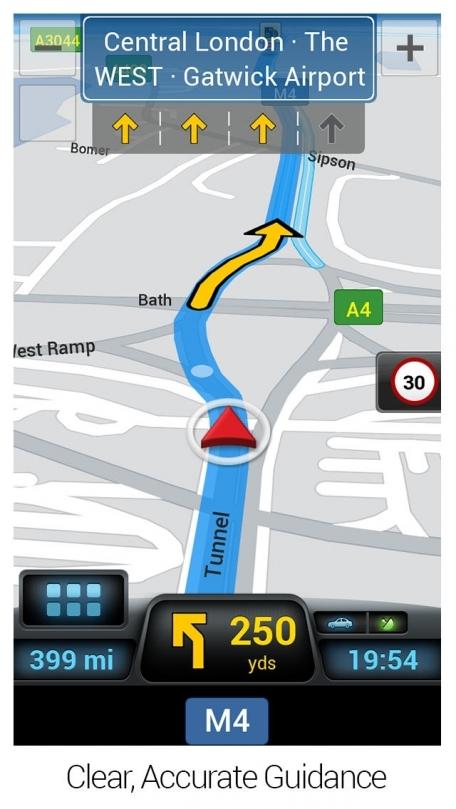 CoPilot Premium Europe Sat Nav - Offline GPS Navigation and Maps