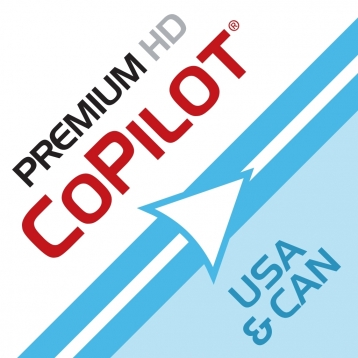 CoPilot Premium HD USA & Canada – Offline GPS Navigation & Maps
