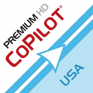 CoPilot Premium HD USA – Offline GPS Navigation & Maps