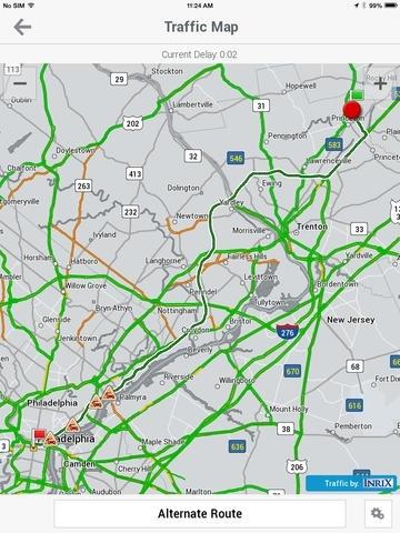 CoPilot Premium HD USA – Offline GPS Navigation & Maps
