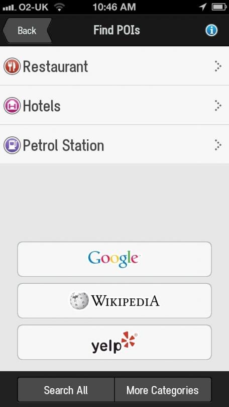 CoPilot Premium Iberia – Offline GPS Navigation and Maps