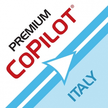 CoPilot Premium Italy – Offline GPS Navigation and Maps