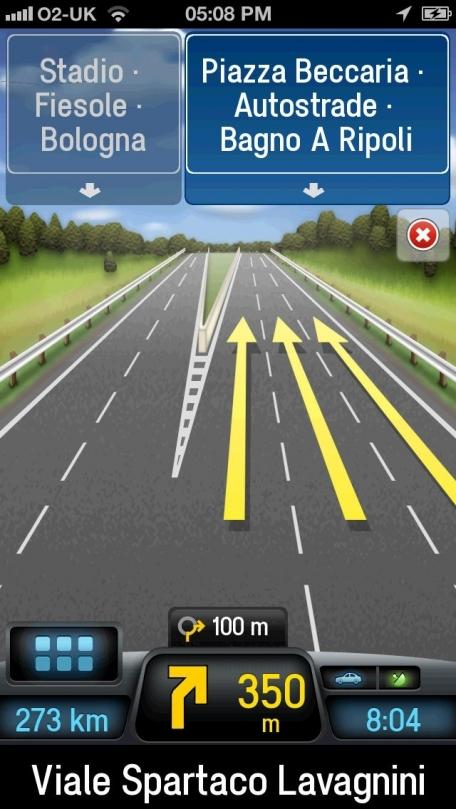 CoPilot Premium Italy – Offline GPS Navigation and Maps