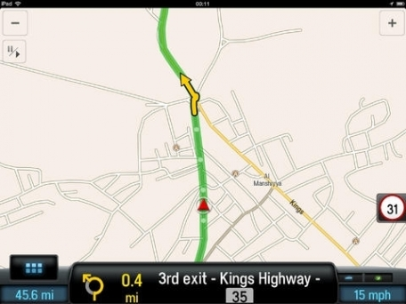 CoPilot Premium Middle East / GCC - Offline GPS Navigation and Maps