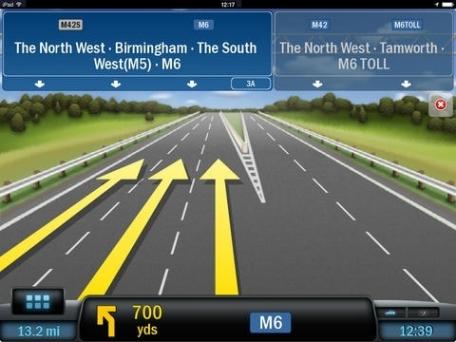 CoPilot Premium UK & Ireland – Full Featured Offline Sat Nav and Maps