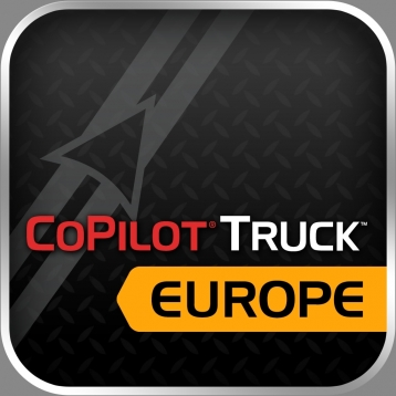 CoPilot Truck - Europe