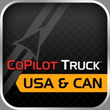 CoPilot Truck - USA & Canada