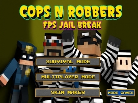 how to get cops and robbers on minecraft pocket edition
