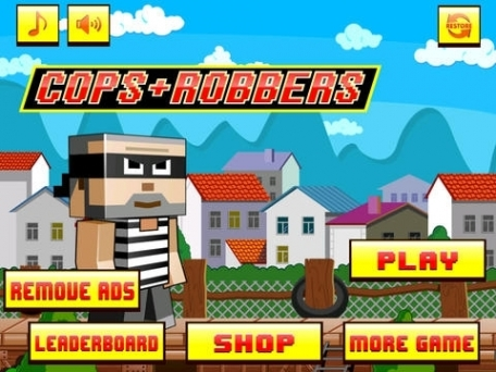 Cops + Robbers