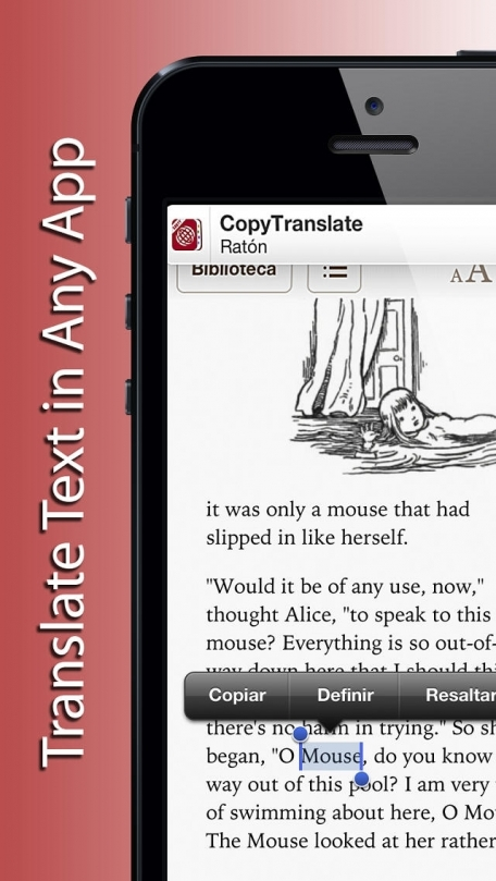 CopyTranslate: Translate Text in any App