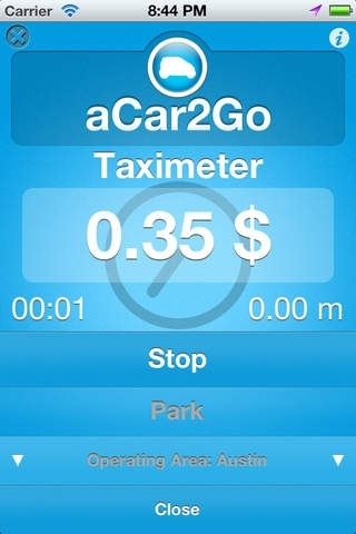 Cost Control for Car2Go