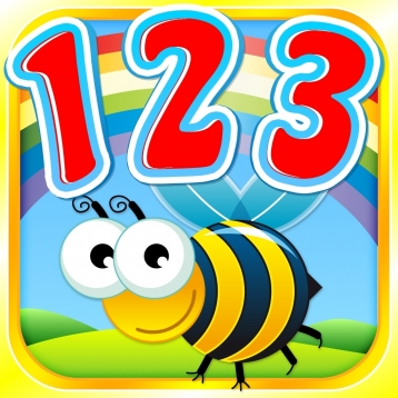 Count-A-Licious Toddler: Learn to Write & Trace Numbers with Counting Games for Kids