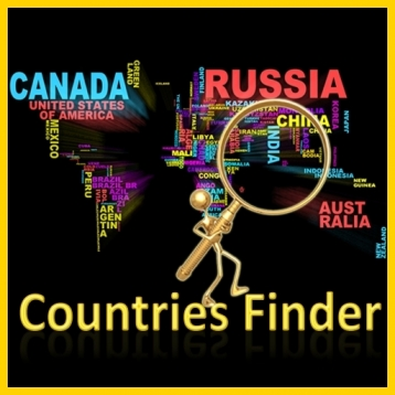 Countries Finder