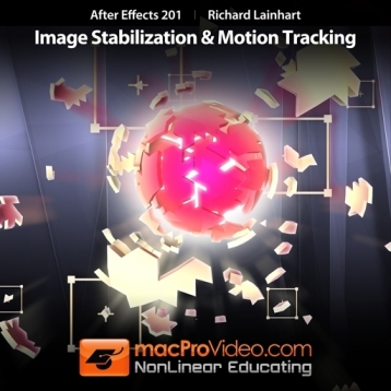 Course For After Effects Motion Tracking & Stabilization