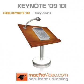 Course For Core Keynote \'09 101