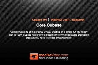 Course For Cubase 101