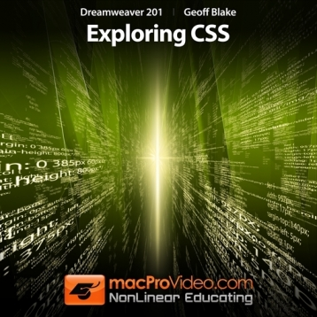 Course For Dreamweaver CS5 Exploring CSS