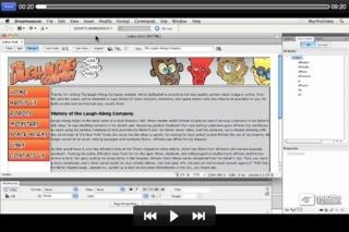 Course For Dreamweaver CS5 Exploring CSS