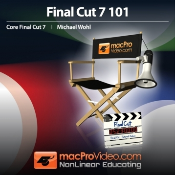 Course For Final Cut Pro 101