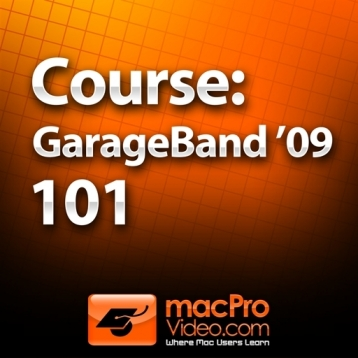 Course For GarageBand \'09 101 Tutorials