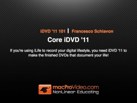 Course For iDVD '11