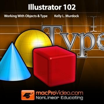Course For Illustrator CS5 102