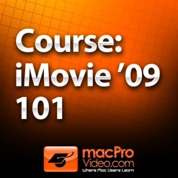Course For iMovie \'09 101 Tutorials