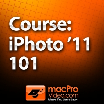 Course For iPhoto \'11 101 - Core iPhoto \'11