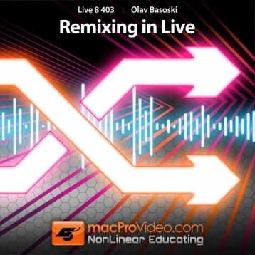 Course For Live 8 Remixing