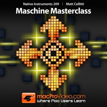 Course For NI Maschine Masterclass