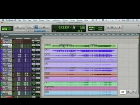 Course For Pro Tools 8 401 - Mastering In Pro Tools