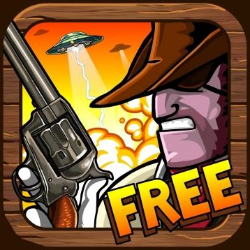 Cowboy Vs Aliens, Free Shooting Game