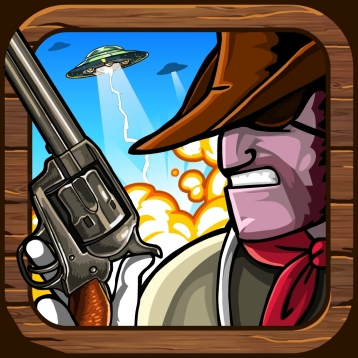 Cowboy Vs Aliens, Full Game