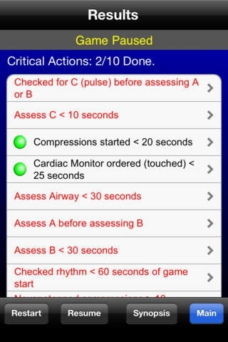 CPR Game Lite