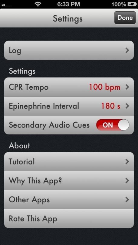 CPR Tempo