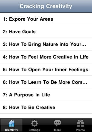 Cracking Creativity - How to Have More Creative Juice in Life