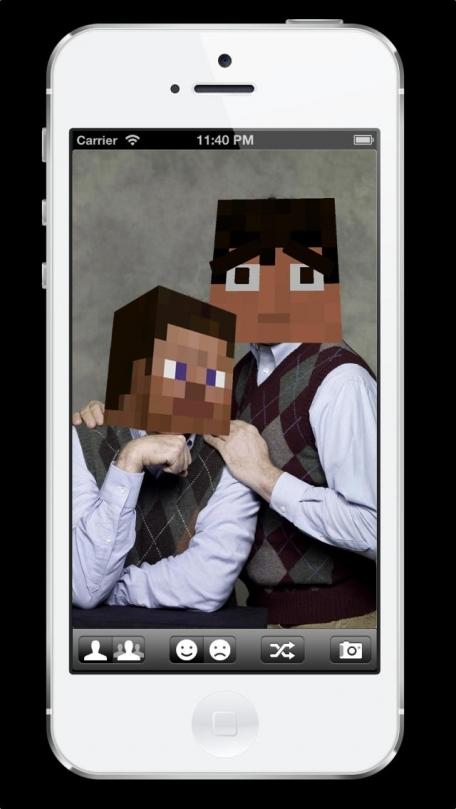 Crafted AR for Minecraft