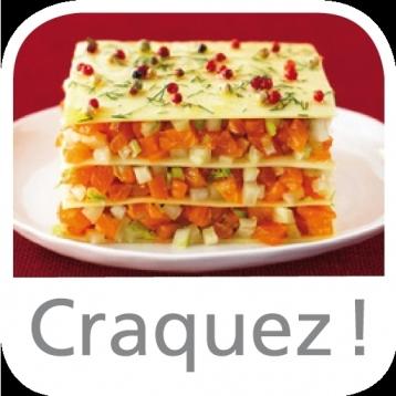 CRAQUEZ ! Lasagnes