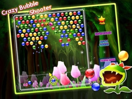 Crazy Bubble Shooter