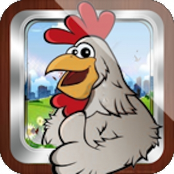 Crazy Chicken Run - Free