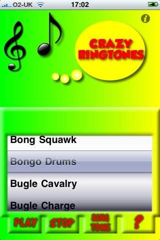 Crazy Ringtones & Alarm Tones