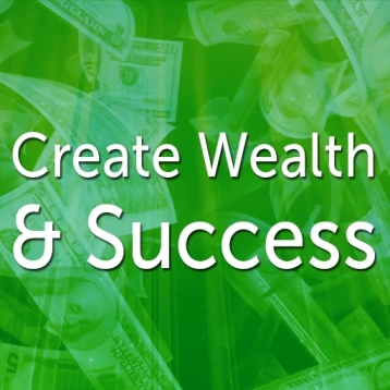 Create Wealth and Success Hypnosis Subliminal Affirmation VideoApp by Glenn Harrold-iPad Version