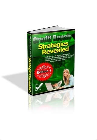 Credit Repair Strategies Revealed!