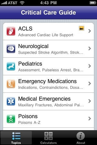 Critical Care ACLS Guide