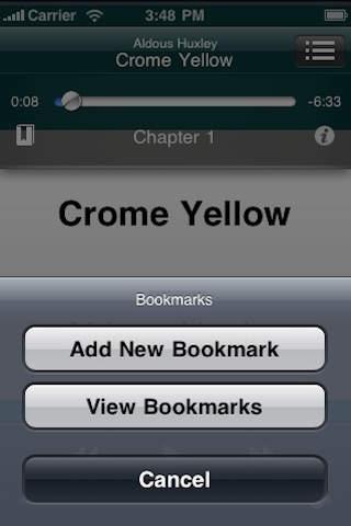 Crome Yellow Audiobook