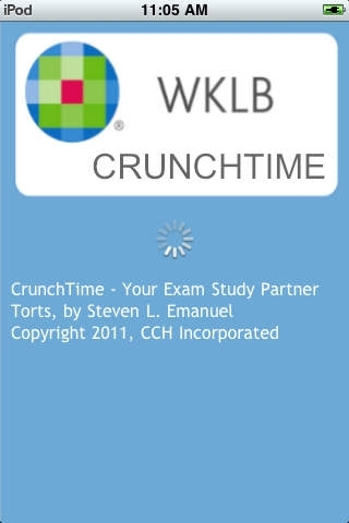 CrunchTime: Torts